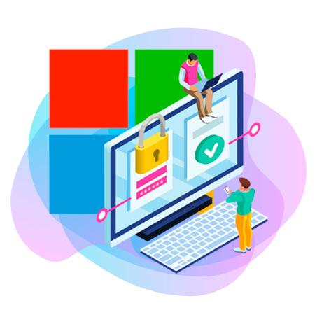 Microsoft обеспечивает безопасность скайпа