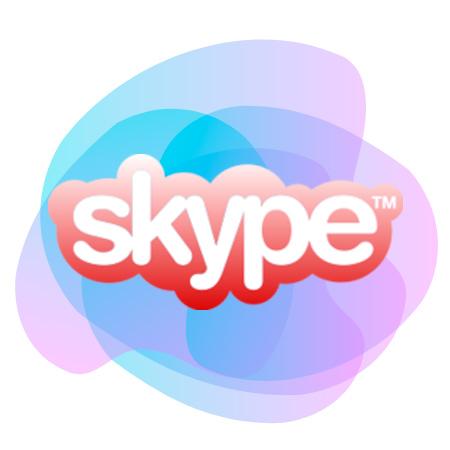 Skype логотип 2003
